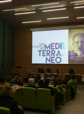Salvatore Settis al Convegno Arte e dialogo nel Mediterraneo